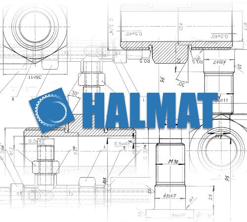 HALMAT s.r.o. Obrábanie kovov. Alkalické čiernenie